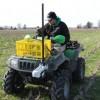 Greenseeker NDVI sensor