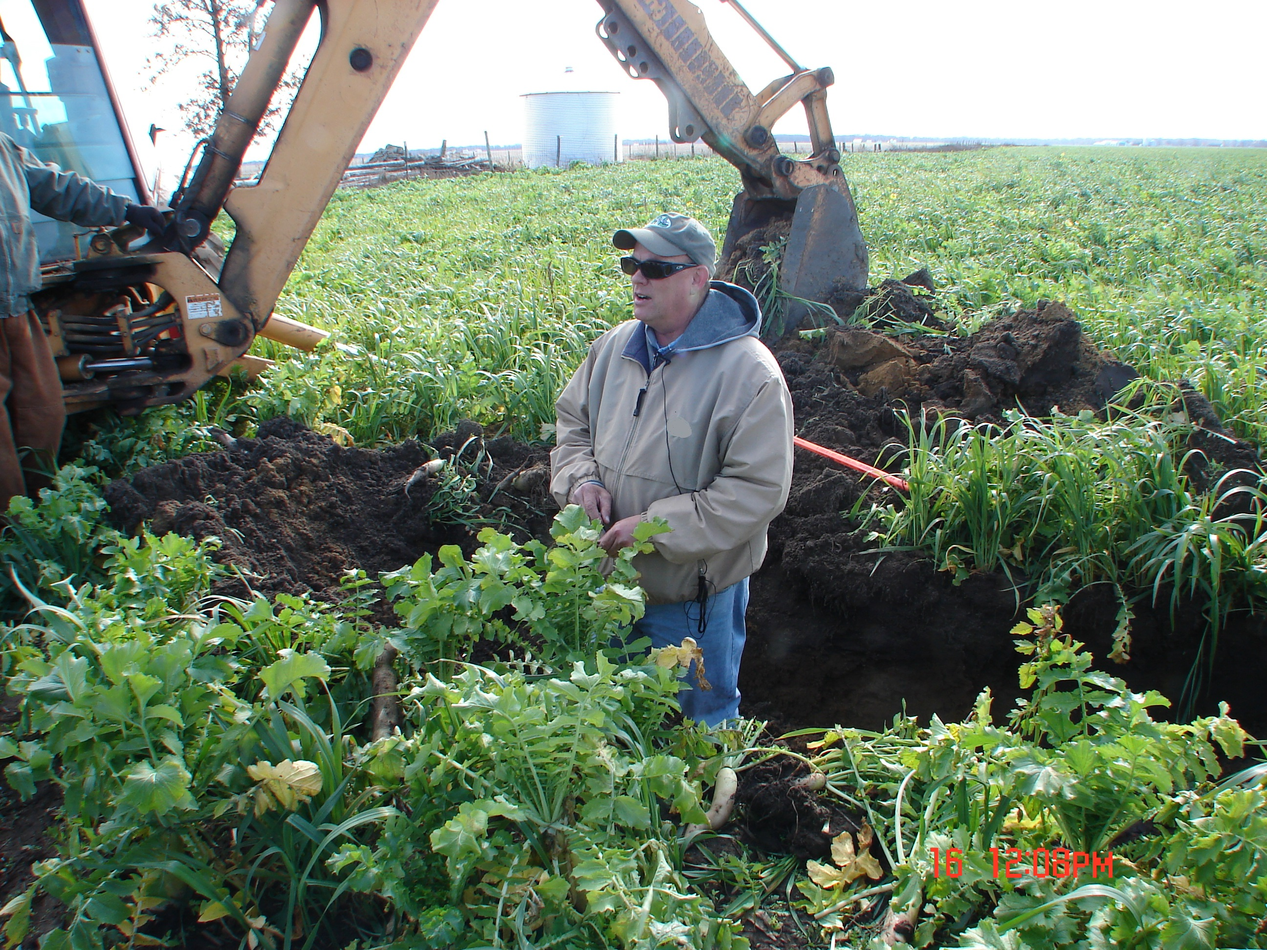 more fall cover crop field days coming plant cover crops